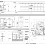 Interior Elevations - Bathroom Plan