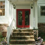 Existing - Side Entry Steps